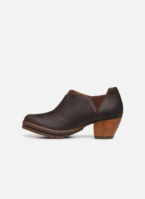 Boots en enkellaarsjes Art Oslo 0543 Bruin voorkant