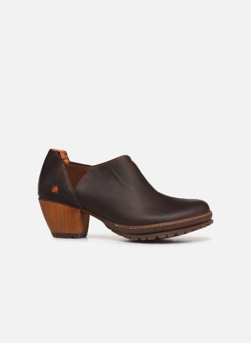 Boots en enkellaarsjes Art Oslo 0543 Bruin achterkant