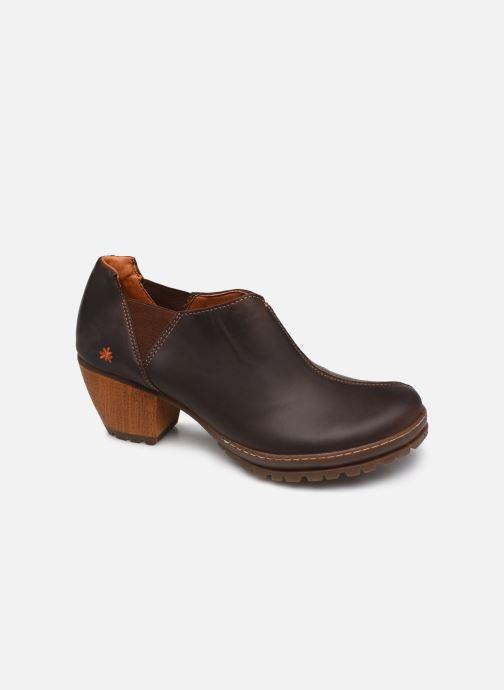 Boots en enkellaarsjes Art Oslo 0543 Bruin detail