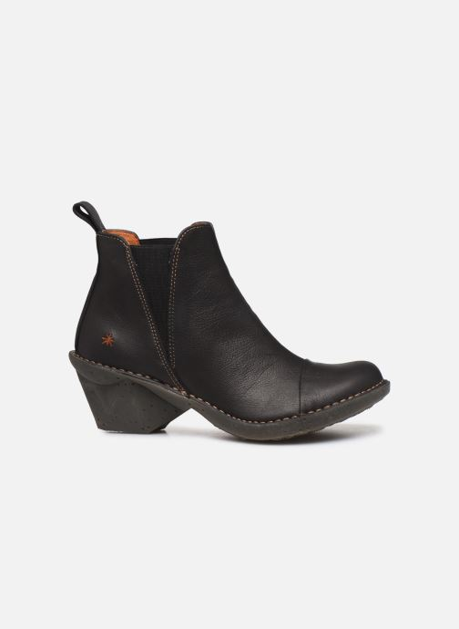 Bottines et boots Art Oteiza 649 Noir vue derrière