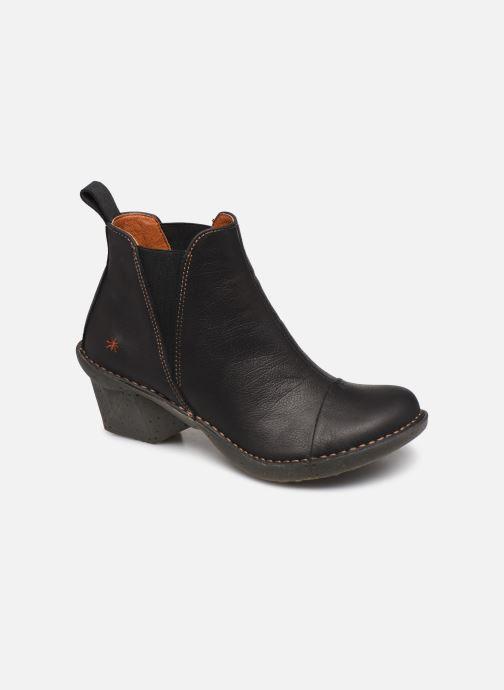 Bottines et boots Art Oteiza 649 Noir vue détail/paire