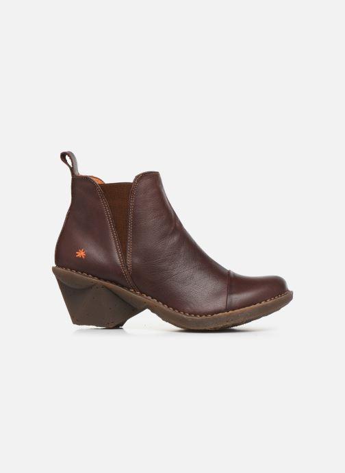 Boots en enkellaarsjes Art Oteiza 649 Bruin achterkant
