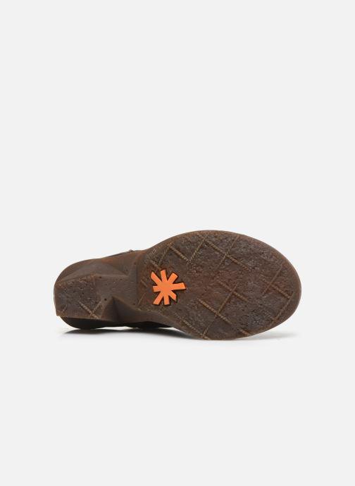 Boots en enkellaarsjes Art Oteiza 649 Bruin boven