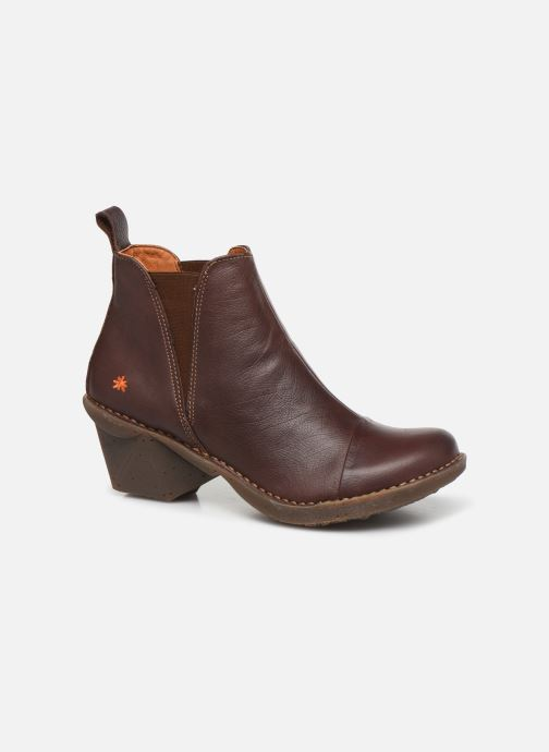 Boots en enkellaarsjes Art Oteiza 649 Bruin detail