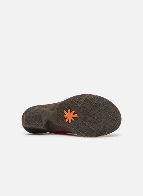 Boots en enkellaarsjes Art Oteiza 649 Rood boven