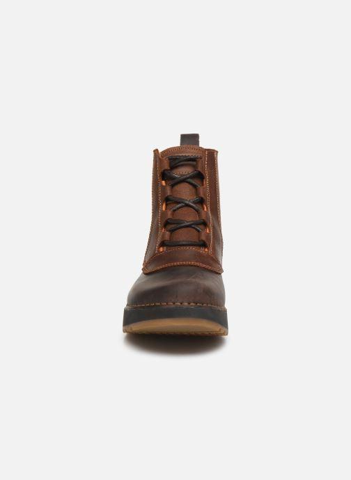 Bottines et boots Art Heathrow 1019 Marron vue portées chaussures