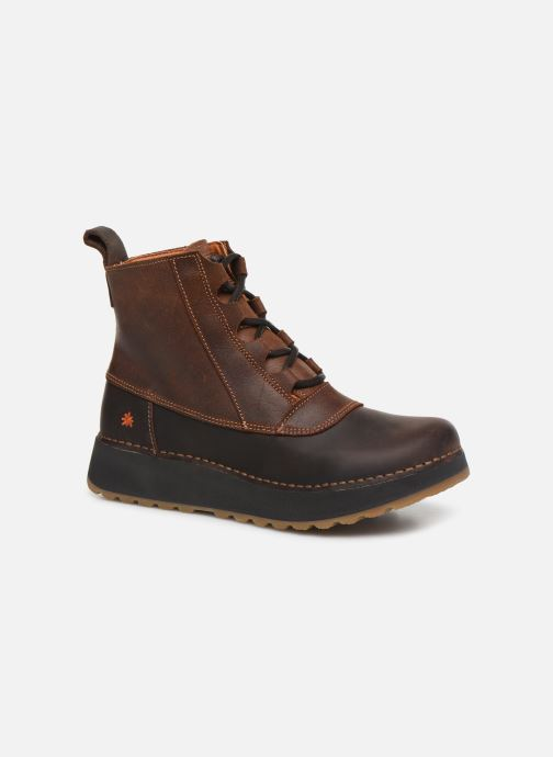 Bottines et boots Art Heathrow 1019 Marron vue détail/paire