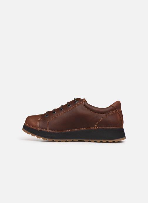 Trainers Art Heathrow 1020 Brown front view