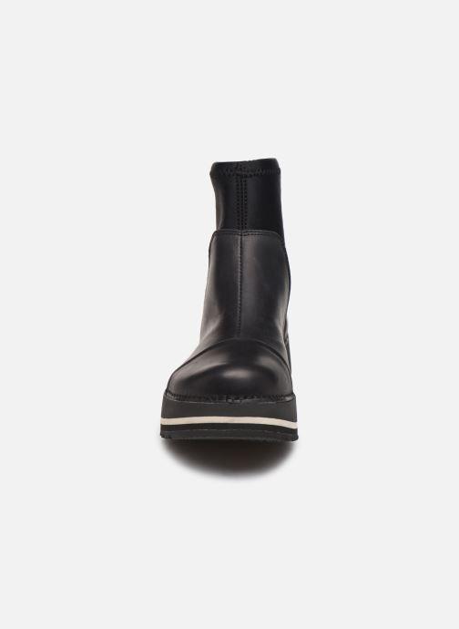 Stiefeletten & Boots Art Heathrow XL 1044 schwarz schuhe getragen