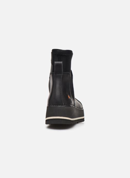 Stiefeletten & Boots Art Heathrow XL 1044 schwarz ansicht von rechts