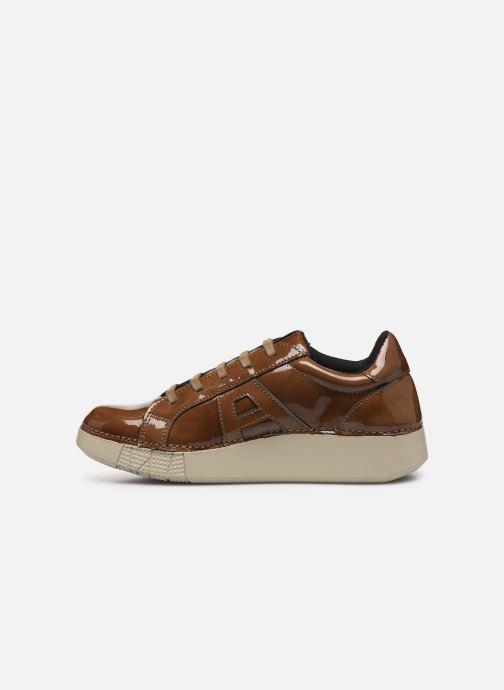 Sneakers Art I Express 1134C Bruin voorkant