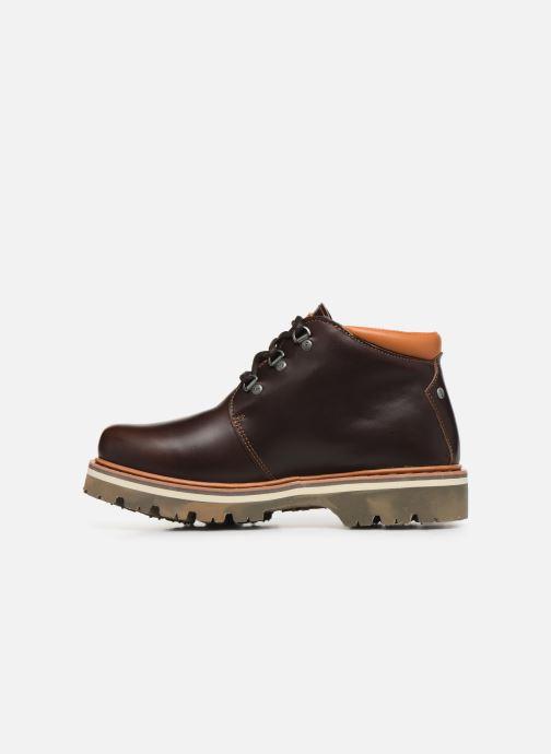 Boots en enkellaarsjes Art Soma 1181 Bruin voorkant