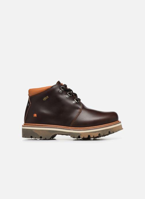 Boots en enkellaarsjes Art Soma 1181 Bruin achterkant