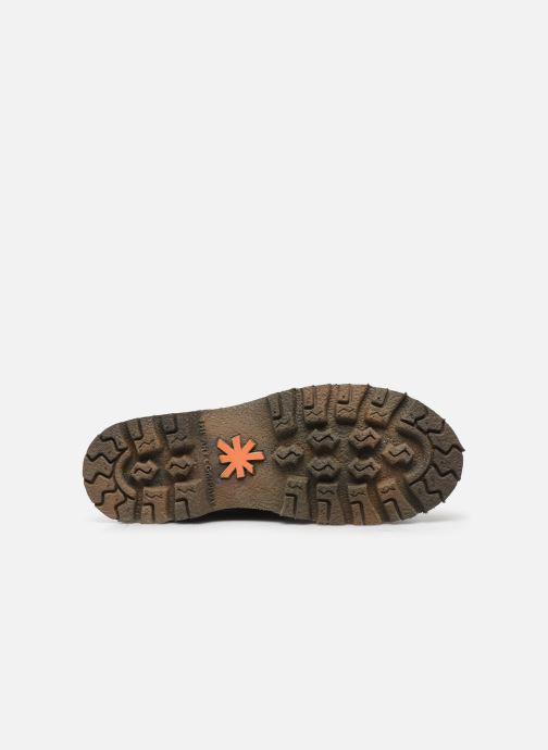 Bottines et boots Art Soma 1181 Marron vue haut
