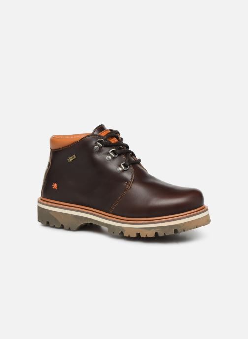 Boots en enkellaarsjes Art Soma 1181 Bruin detail