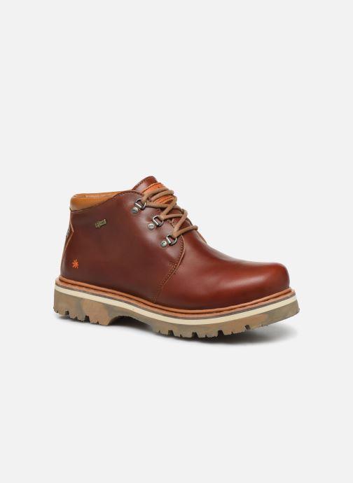 Bottines et boots Art Soma 1181 Marron vue détail/paire