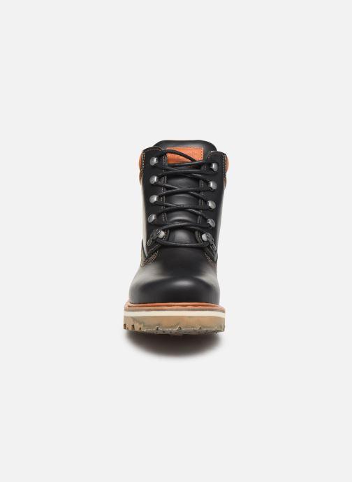 Bottines et boots Art Soma 1182 Noir vue portées chaussures