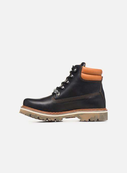 Bottines et boots Art Soma 1182 Noir vue face
