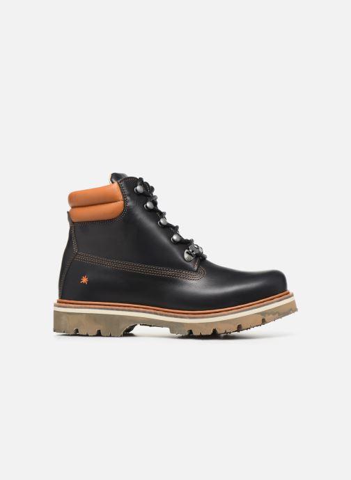 Bottines et boots Art Soma 1182 Noir vue derrière