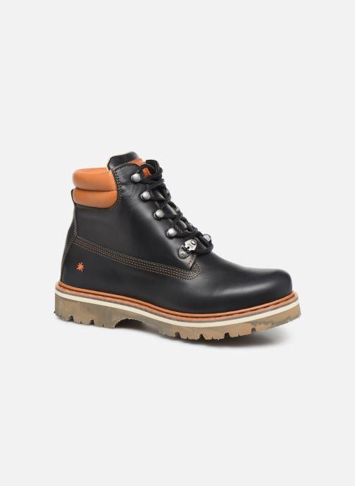 Bottines et boots Art Soma 1182 Noir vue détail/paire