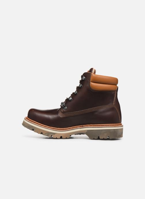 Bottines et boots Art Soma 1182 Marron vue face