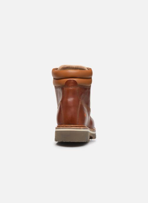 Boots en enkellaarsjes Art Soma 1182 Bruin rechts