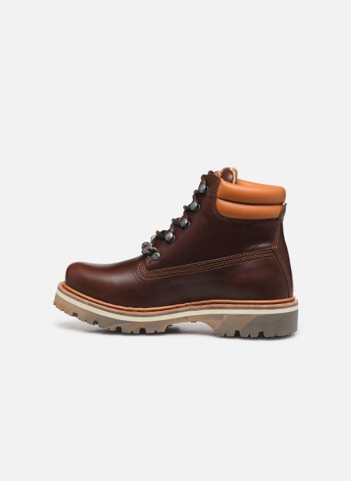 Bottines et boots Art Soma 1182 Marron vue face