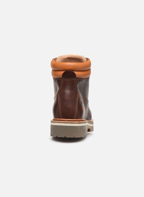Bottines et boots Art Soma 1182 Marron vue droite