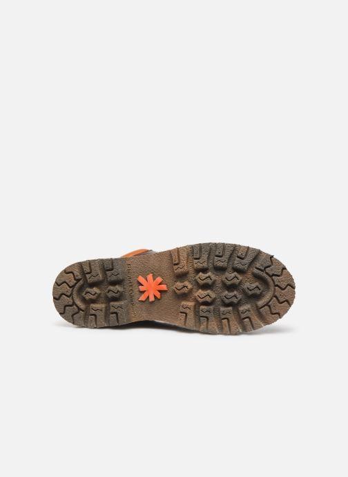 Boots en enkellaarsjes Art Soma 1182 Bruin boven
