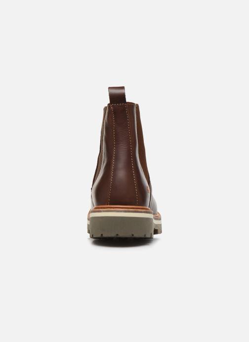 Stiefeletten & Boots Art Soma 1185 W braun ansicht von rechts