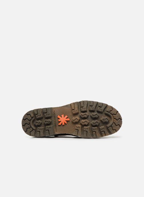 Bottines et boots Art Soma 1185 W Marron vue haut