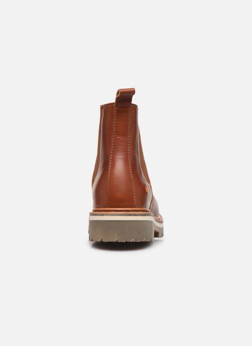 Bottines et boots Art Soma 1185 W Marron vue droite
