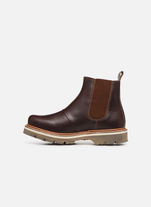 Boots en enkellaarsjes Art Soma 1185 Bruin voorkant