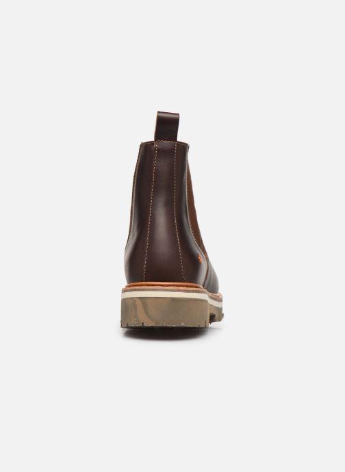 Boots en enkellaarsjes Art Soma 1185 Bruin rechts