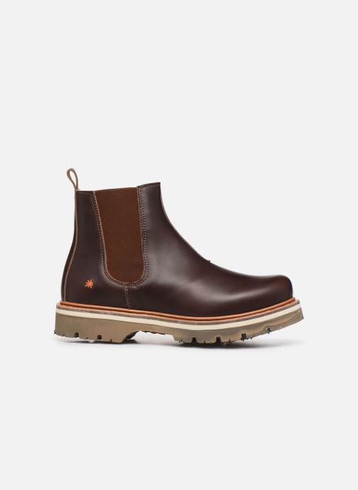 Boots en enkellaarsjes Art Soma 1185 Bruin achterkant