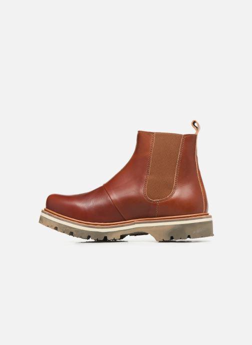 Bottines et boots Art Soma 1185 Marron vue face