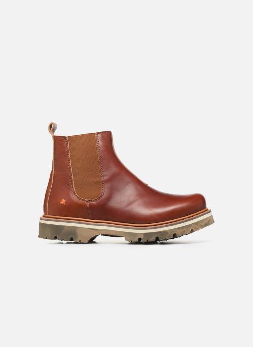 Bottines et boots Art Soma 1185 Marron vue derrière