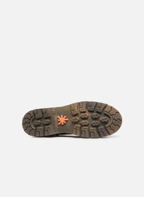 Bottines et boots Art Soma 1185 Marron vue haut