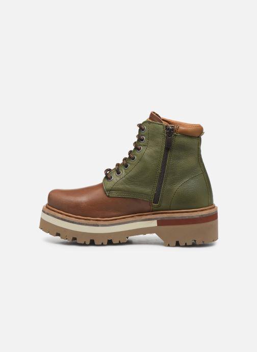Bottines et boots Art North Beach 1191 W Vert vue face