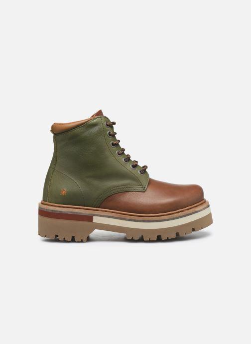 Bottines et boots Art North Beach 1191 W Vert vue derrière