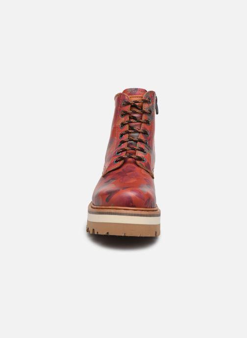 Stiefeletten & Boots Art North Beach 1191 W rot schuhe getragen