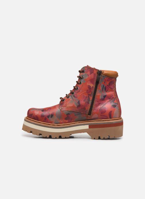 Stiefeletten & Boots Art North Beach 1191 W rot ansicht von vorne