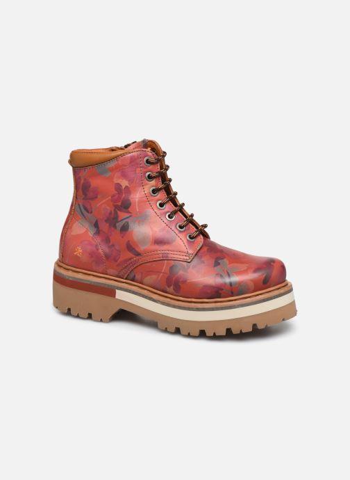 Stiefeletten & Boots Art North Beach 1191 W rot detaillierte ansicht/modell