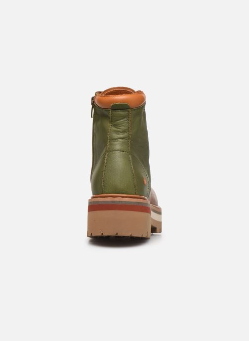 Bottines et boots Art North Beach 1191 Multicolore vue droite