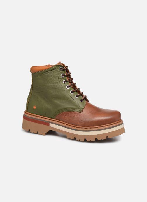 Bottines et boots Art North Beach 1191 Multicolore vue détail/paire