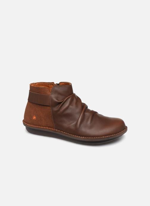 Bottines et boots Art I Explore 1307 Marron vue détail/paire
