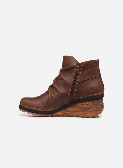 Boots en enkellaarsjes Art Tampere 1463 Bruin voorkant