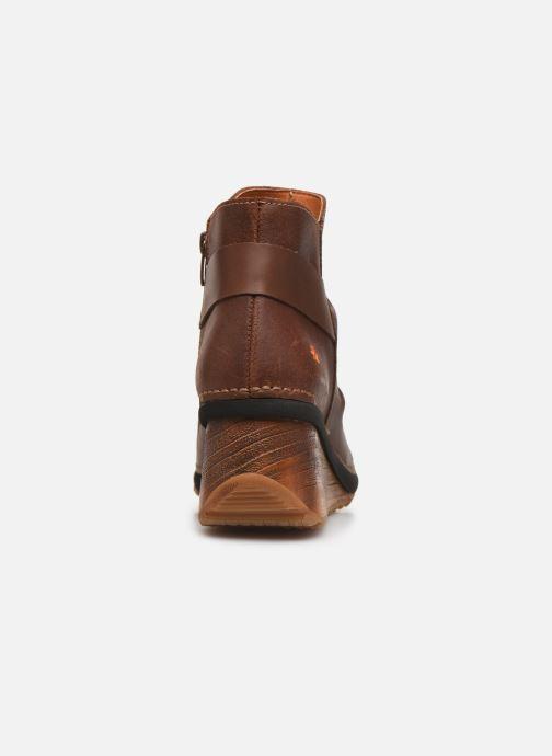 Boots en enkellaarsjes Art Tampere 1463 Bruin rechts