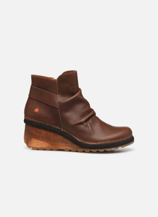 Boots en enkellaarsjes Art Tampere 1463 Bruin achterkant