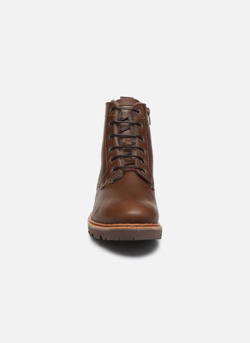 Bottines et boots Art Basel 1480 Marron vue portées chaussures